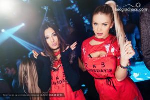 Thursday at the club Brankow – Rnb Night