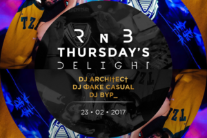 DJ ARCHITECT – DJ BYP_ – DJ ФAKE CASUAL ovog četvrtka u klubu Brankow!
