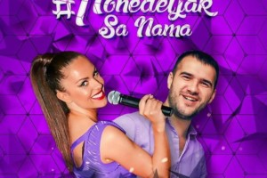 Ponedeljak u Square-u: Zabavljaju vas Dragica Zlatić i Sloba Miletić!