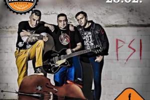 PSI Live večeras u Petlja baru!