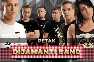 Dijamanti Band večeras u kafani Perper Merak
