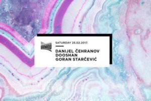 Klub Brankow – Danijel Čehranov, Dooshan i Goran Starčević