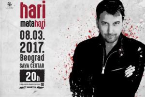 Bliži se Harijev spektakl u Sava Centru!
