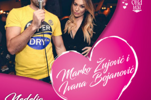 Sjajna nedelja u Onoj Mojoj: Večeras Ivana Bojanović i Marko Žujović!