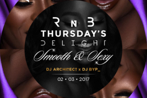 Smooth & Sexy ovog četvrtka BRANKOW / RNB Thursday's Delight