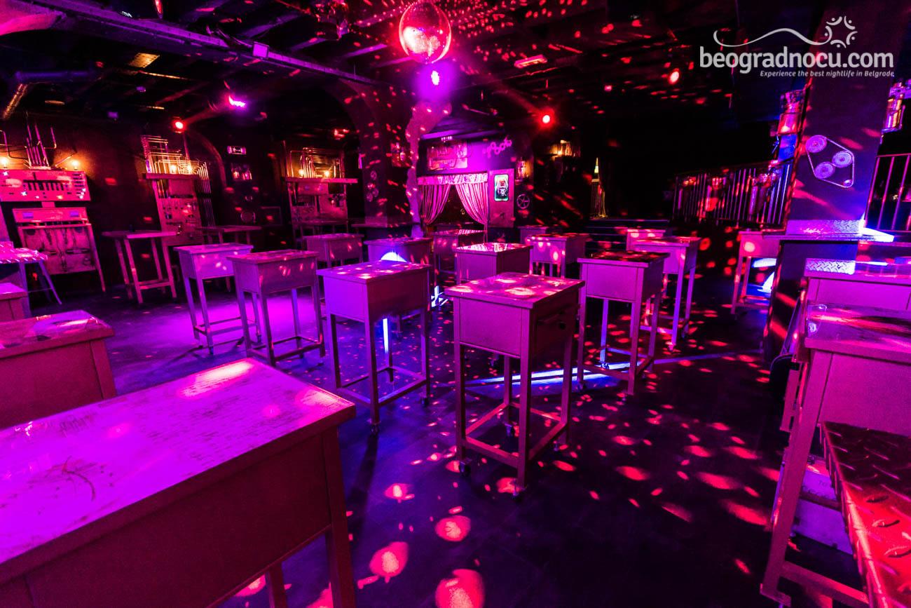 Klub Tash Machine Beograd Rezervacije 063 343433 Beograd Nocu
