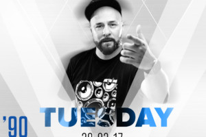 Tuesday night at The Tilt Club – 90's night