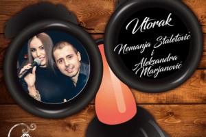 Ona Moja: Utorak uz Aleksandru Marjanović i Nemanju Staletovića!