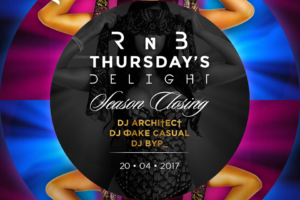 RNB Thursday's Delight at the club BRANKOW