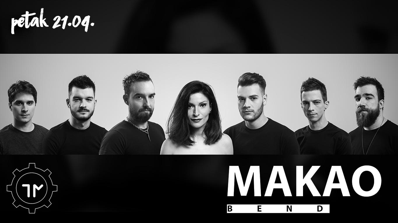 TASH MACHINE -MAKAO 21.04. FB