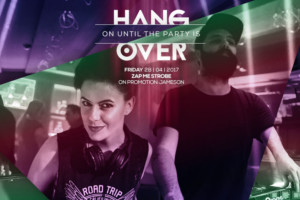 Hang on until the party is Over – Every Friday at the club Stefan Braun