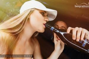 Zašto je alkohol uslov za dobar provod?