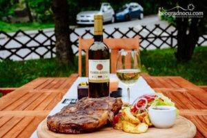 Restoran Trem vino i biftek