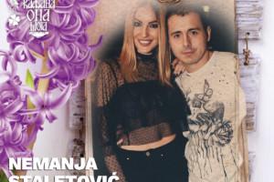 Aleksandra Marjanović i Nemanja Staletović utorkom u kafani Ona Moja!