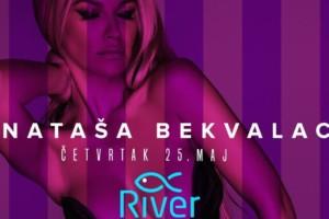 Splav River – Nataša Bekvalac večeras