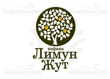 Kafana-Limun-Zut-logo