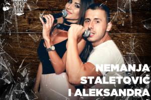 Ona Moja: Večeras vas zabavljaju Aleksandra Marjanović i Nemanja Staletović!