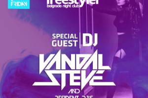 Freestyler ovog petka: Vandal Steve