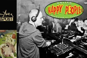 Ben Akiba Raspust & Happy People: Serious fun-Eddie Evil Richards/ Wiggle London