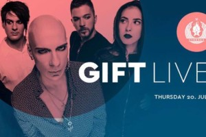 The Gift Live – Glamastic Thursdays @ Sloboda