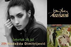 Ben Akiba Raspust: Četvrtak sa Nadeždom Dimitrijević