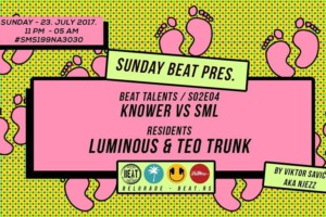 Sunday Beat pres. Beat Talents s02e04 – Hot Mess