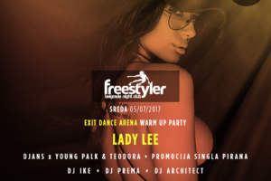 RnB Night at Freestyler