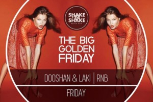 Shake N Shake RnB every Friday