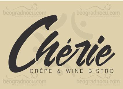 Bar Cherie logo