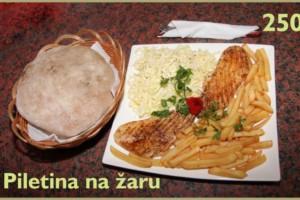 Uživajte u odličnoj kuhinji kluba Hram!