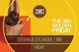 RnB petak na splavu Shake N Shake