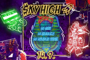 Sky High Party opening season this Thursday