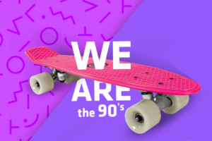 The 90's night – Freestyler