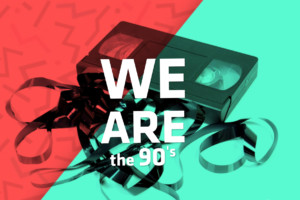 We are the 90s veče utorkom na splavu Freestyler
