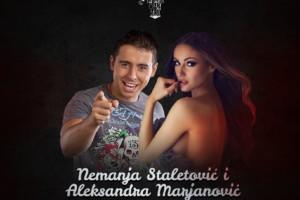 Aleksandra Marjanović I Nemanja Staletović ovog utorka pevaju za vas u kafani Ona Moja