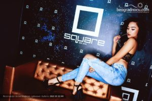 Square: RnB & House Party ove subote