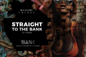 Straight to the Bank tonight – RnB night