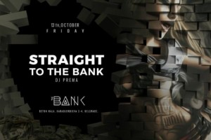 Friday at The Bank Club