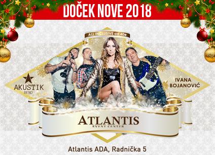 Docek Nove godine Beograd 2018
