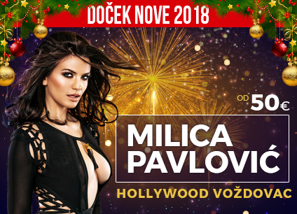 Docek Nove godine Beograd 2018 Restoran Hollywood Vozdovac