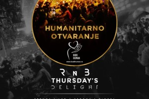 RNB Thursday's Delight is back – Club Brankow