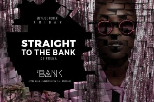 Club The Bank this Friday