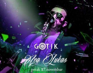Aca lukas Gotik