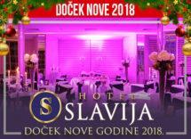 Docek Nove godine Beograd 2018 Hotel Slavija