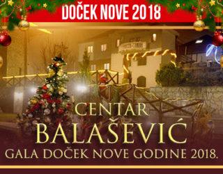 Docek Nove godine Beograd 2018 Restoran Balasevic