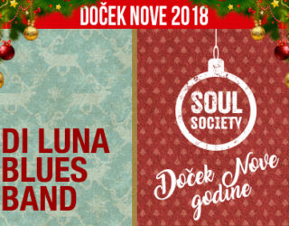 Docek Nove godine Beograd 2018 Klub Soul Society