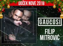 Docek Nove godine Beograd 2018 Kafana Gaucosi