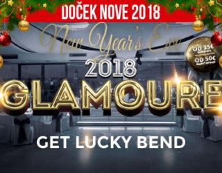 Docek Nove godine Beograd 2018 Restoran Glamoure
