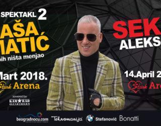 Koncert Sase Matica
