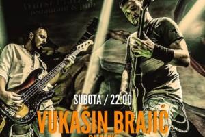 Dj Alek i Vukašin Brajić ove subote u klubu Wurst Platz!